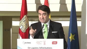 Suárez-Quiñones defiende en Madrid las políticas de sostenibilidad diseñadas por la Junta de Castilla y León