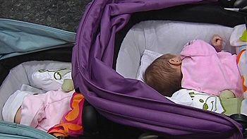 El ruido del tráfico puede provocar problemas en la fase final del embarazo