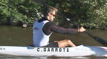 Carlos Garrote Ballesteros, premio Pódium al mejor deportista promesa