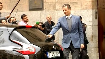 Urdangarin en libertad provisional sin fianza