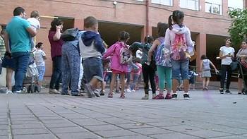 Los alumnos de Castilla y León vuelven a clase tras las vacaciones