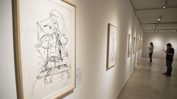 La faceta más ilustradora de Dalí llega a Patio Herreriano en veinticinco grabados