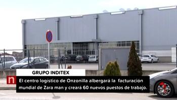 El polígono de Onzonilla de León asumirá la facturación mundial de 'Zara Man'