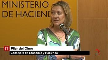 Del Olmo: 'Desde la Junta no queremos más deuda, sino solución a la infrafinanciación'
