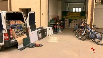 La operación 'Skin Fade' esclarece 80 robos, 19 de ellos en Soria, y detiene a ocho personas