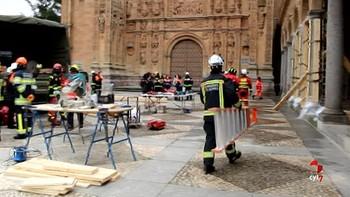 Así es la labor de la Unidad de Gestión de Riesgos y Emergencias de Patrimonio Cultural