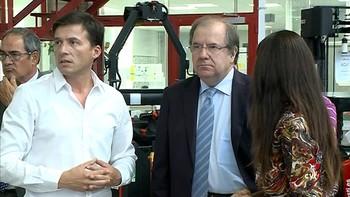 Herrera ensalza la fortaleza de la industria de Castilla y León en la 'cuarta revolución'