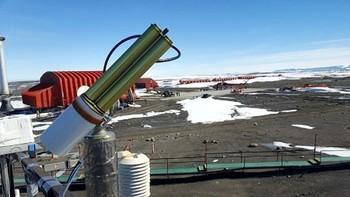 Investigadores del Grupo de Óptica Atmosférica de la UVA llegan a la Antártida
