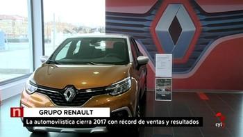 Renault logra un beneficio récord de 5.210 millones de euros en 2017, un 47,1% más
