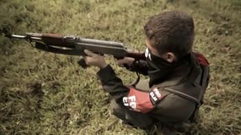 'Alto el fuego': La reinserción de los niños soldado