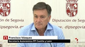 Vázquez ve incomprensible que Óscar Puente se ponga al lado de los represores venezolanos