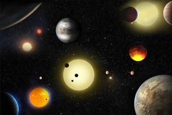 Hallazgo de 1.284 nuevos planetas, nueve de ellos simillares a la Tierra