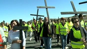 El tramo de Burgos a Miranda de la Nacional 1, uno de los más peligrosos de España