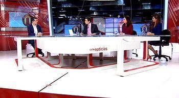 Luis Tudanca, en RTVCYL