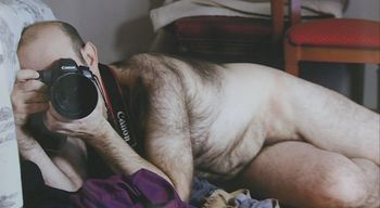 Javier Codesal muestra el cuerpo desnudo sin tapujos en el MUSAC de Le�n