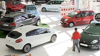 Las ventas de automóviles suben un 2,1% en marzo, a pesar del efecto de la Semana Santa
