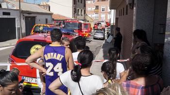 Dos detenidos por el incendio de una vivienda que provocó la muerte de una joven en Salamanca