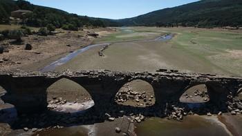 Los embalses del Duero se encuentran al 25,6% de su capacidad, menos de la mitad que el pasado año