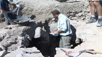 Las excavaciones en el yacimiento de Confloenta, Segovia descubre...