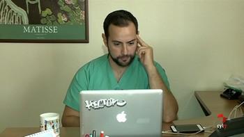 El Hospital Clínico de Valladolid acoge a un profesional mexicano que conocerá las claves de la coordinación de trasplantes