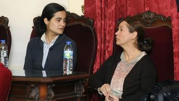 Montserrat y Triana cumplir�n prisi�n provisional hasta 2024 y 2025, respectivamente