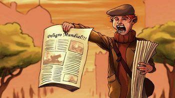 Titulares del d�a en la prensa de Castilla y Le�n