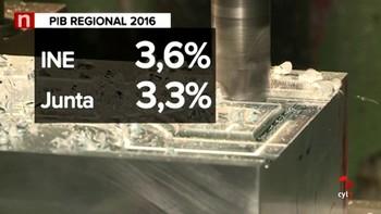 La economía de Castilla y León crece un 1,9% en 2017, el segundo peor dato autonómico, según el INE