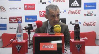 Terrazas: 'En cualquier momento podemos hacer un gol'