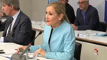 El PP apoyará la creación de una comisión de investigación sobre el máster de Cifuentes