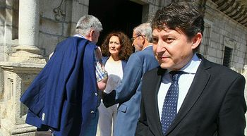 Samuel Folgueral asegura que la acusaci�n de 'chantaje' de la alcaldesa de Ponferrada es 'falsa'