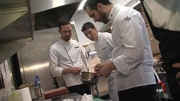 Paradores presenta un nuevo menú gastronómico de la mano de Mario Sandoval