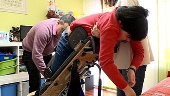 Valladolid recauda fondos para los enfermos de Atrofia Muscular Espinal