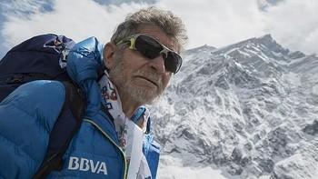 Carlos Soria hace cima en el Annapurna