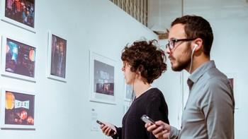 V�ctor Alonso, Marcos Abad y Alberto Mu�oz inauguran en Londres la exposici�n 'Tokio nights'