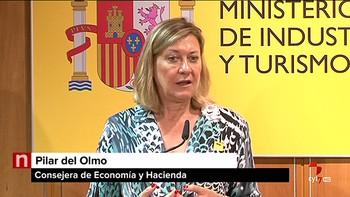 Pilar del Olmo anima a aplicar 'ideas innovadoras' y 'revolucionarias' para proteger al pequeño comercio