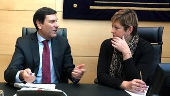 Carriedo: 'Castilla y León establecerá una ayuda para la afiliación de nuevos autónomos'