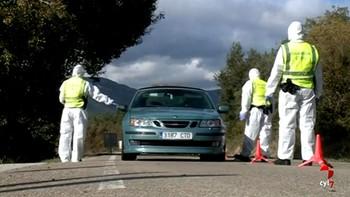 Simulacro de emergencias en la central nuclear de Garoña
