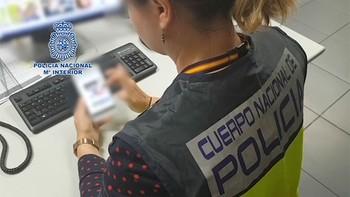 Detenido en Las Palmas de Gran Canaria por presunto acoso por Internet a 43 niñas, algunas en Salamanca