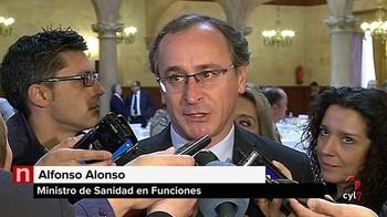 Alonso alerta sobre un cambio social que obliga a 'generar empleo y m�s natalidad' para garantizar el Estado de Bienestar