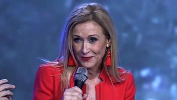 Ovación del PP a Cristina Cifuentes en la Convención Nacional