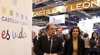 Juan Vicente Herrera afirma que el turismo contribuir� al dinamismo econ�mico de Castilla y Le�n