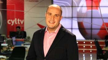 El periodista de CyLTV Francisco Asensio, Premio Cossío 2016 en la modalidad de televisión