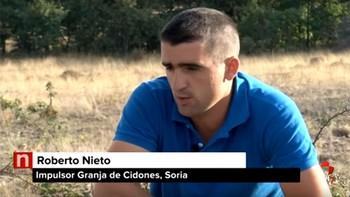 El punto de vista del promotor de la macrogranja de cerdos de Cidones, Soria
