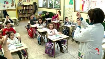 El Colegio Peñalba de Ponferrada, centro de referencia en el Bierzo para niños con discapacidad auditiva