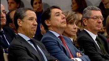 Zaplana y Vicente Cotino, detenidos por blanqueo, malversación y prevaricación