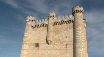 El Castillo de Fuensalda�a estrena nuevas vistas