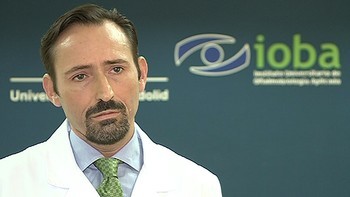 El profesor Miguel Maldonado, nuevo director del Instituto de Oftalmobiolog�a Aplicada de la UVa