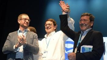 César Rico asume la Presidencia del PP de Burgos para llegar a 2019 'con las manos limpias y la cabeza alta'