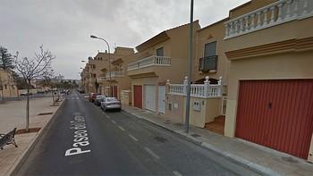 Detenido un hombre como presunto autor de la muerte de su expareja en Huércal de Almería