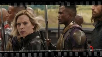 'Los Vengadores' de Marvel, '7 días en Entebbe' y la española 'Hacerse mayor y otros problemas', entrenos de cine
